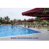 Dù che ngoài trời - Công trình Resort Aurora Lagi Bình Thuận