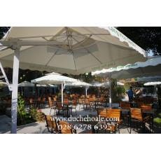 Dù che quán cafe  -Lang Hoa Gardent
