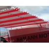 Mái che lượn sóng - Mái che cho Honda Nam Anh